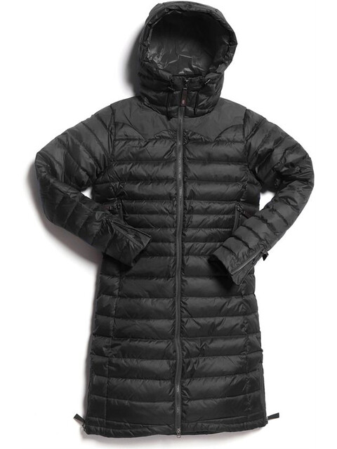 Jackson W's Hole Originals Lizard Creek Down Coat Black